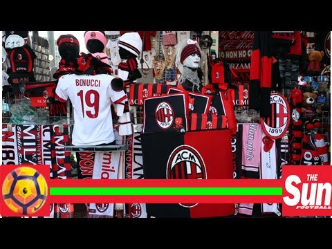 AC Milan banned from Europe for next season by Uefa for breaking Financial Fair Play rules