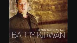 Barry Kirwan & Sinead Taggart Never loved before