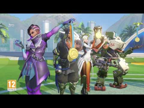 Évènement saisonnier   les jeux d'été 2017 de Overwatch