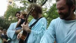 Dispatch - The General - Live Acoustic - Washington Square Park - Up Close!