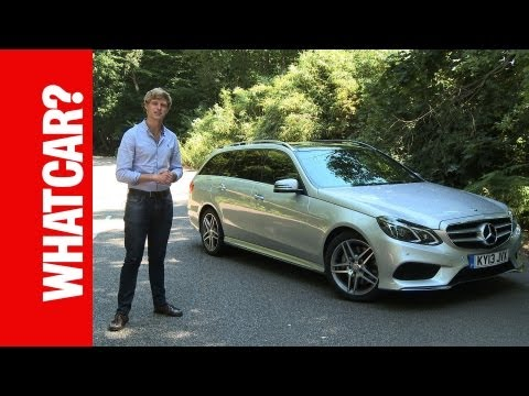 Mercedes-Benz E-Class 2013 review - What Car?