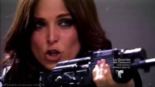 La Muerte De  Sara Aguilar Salvador Le Dispara Al Teca  (señora Acero 2 Final De Temporada)