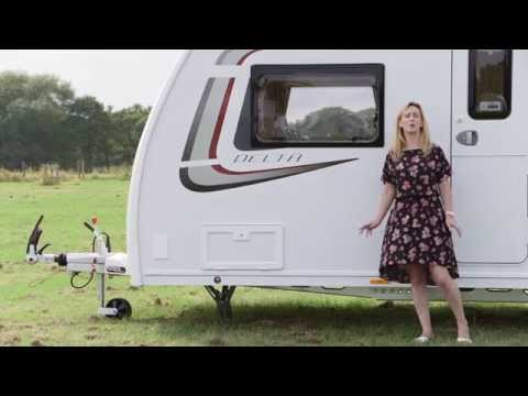 Practical Caravan reviews the Lunar Delta TI