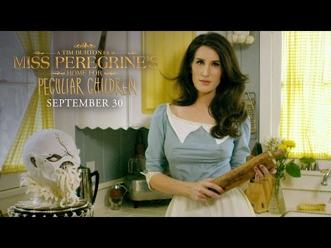 Miss Peregrine's Home for Peculiar Children (Viral Video 'Christine McConnell')