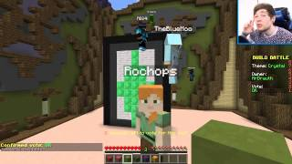 Minecraft | TWO SUPER POOPS?! | Build Battle Minigame [TDM]