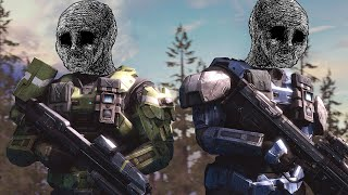 Halo Reach With The Boys Be Like