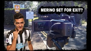 Mikel Merino on the verge of leaving Newcastle?