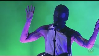 twenty one pilots: Heathens & Stressed Out (Live AMA Awards Performance 2016)