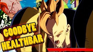 THERE IS NO OTHER OPTION!! | Dragonball FighterZ Ranked Matches