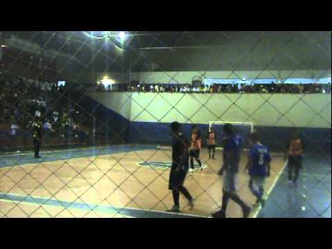 Final Do Campeonato de Futsal do Salto do Itararé de 2010.Galácticos 4x3 Ideal.
