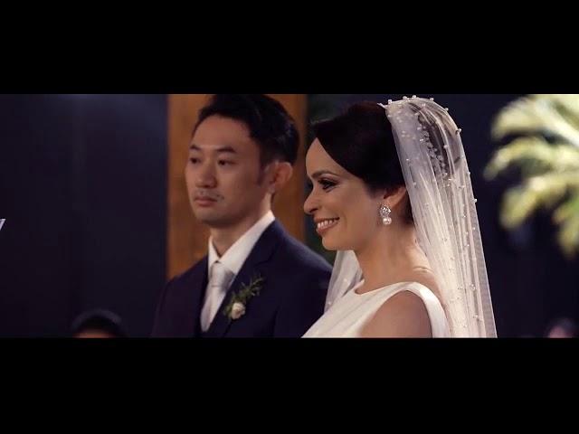 Cerimônia Ligia e Bruno