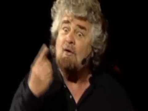 BEPPE GRILLO FOR PRESIDENT .... please visit