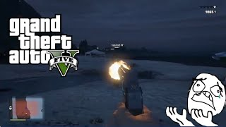 GTA 5 Funny Moments -  Trolling People by Killing Them