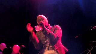 Chrisette Michele - Goodbye Game at Rams Head Live 01.21.11
