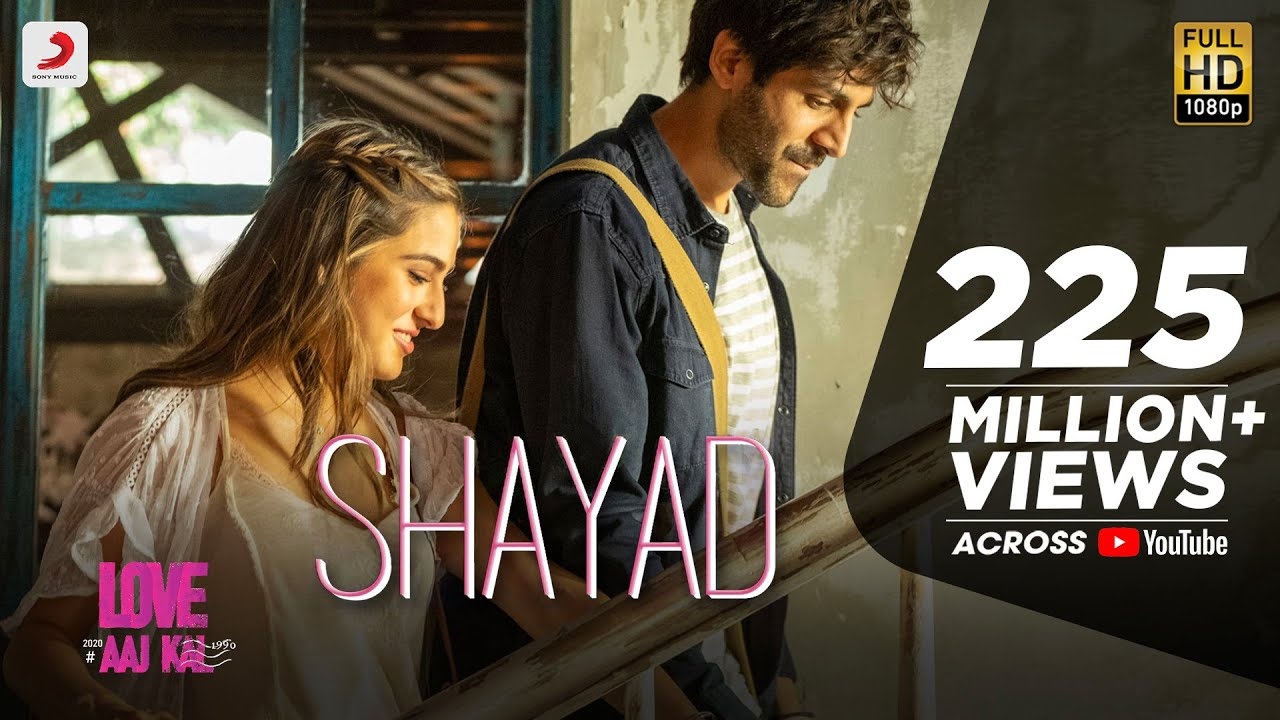 Shayad Hindi lyrics