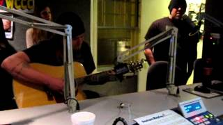 12 STONES ACOUSTIC PERFORMANCE AT WCCC-FM HARTFORD CT - THAT CHANGES EVERYTHING