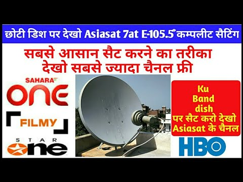 Download Free Satellite Tv Channels With Ku Band Dish 2017 Video 3GP