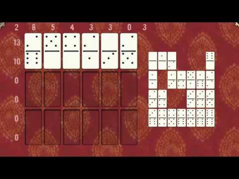 Игры разума/Mind Games Домино 4