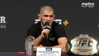 Главные моменты летней пресс-конференции UFC