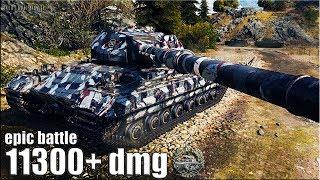 Super Conqueror ЖЁЛТЫЙ СПЕЦНАЗ 🌟 EPIC BATTLE 🌟 World of Tanks лучший бой на тт супер конь wot