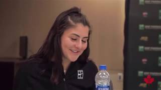 Bianca Andreescu Reflects On Her Incredible Start To 2019