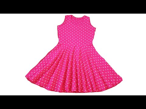 Download Baby Circle Frock Cutting And Stitching HD Mp4 3GP Video and MP3