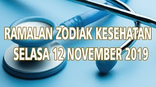 Ramalan Zodiak Kesehatan Selasa 12 November 2019: Scorpio Kelelahan, Taurus Rileks