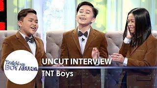 TNT Boys | TWBA Uncut Interview