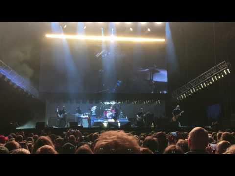 Foo Fighters - La Dee Da  live @ Riga Lucavsala 21.06.2017. (feat. Alison Mosshart from The Kills)