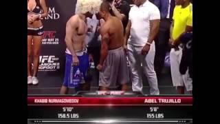 Хабиб Нурмагомедов vs Абель Трухильо