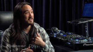 Pioneer DJ Interview with Steve Aoki