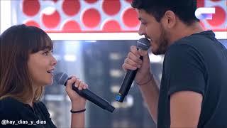 Aitana y Cepeda - No puedo vivir sin ti (Recopilación de todas las actuaciones)