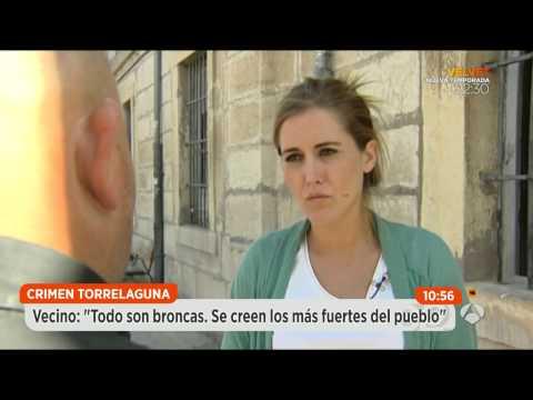 Máxima tensión en Torrelaguna tras el asesinato de un joven