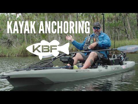 Anchor Wizard Kayak Demo - смотреть онлайн на Hah Life