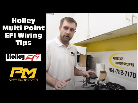 Holley Terminator X Multi Point Fuel Injection Wiring Explained at Prestige Motorsports