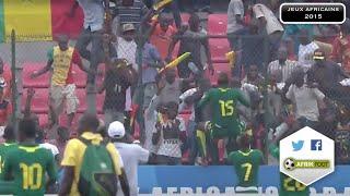 Congo vs Sénégal (1-3) - Jeux Africains 2015