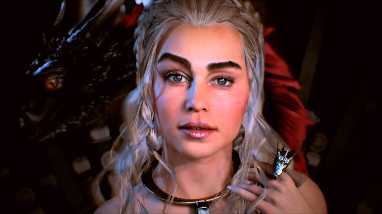 The Mother Of Dragons In Unreal Engine 4 Looks Pretty Damn Real