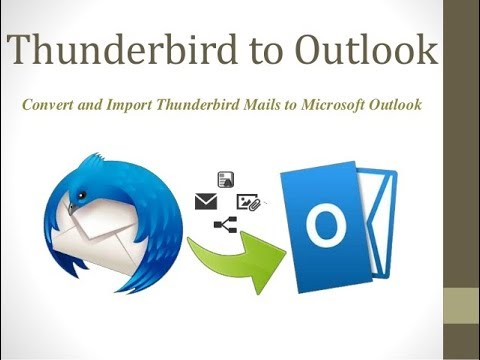 MailsDaddy Thunderbird to Outlook Converter - Export TB Mailboxes to PST