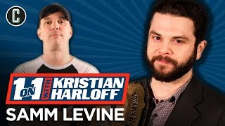 Samm Levine Interview - 1 on 1 with Kristian Harloff