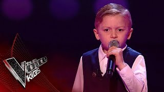 Shaney Lee Performs 'Take Me Home Country Roads': Blinds 1 | The Voice Kids UK 2018