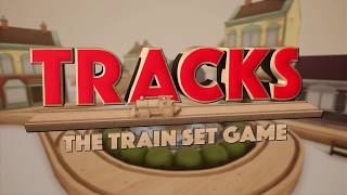 VideoImage2 Tracks - The Train Set Game