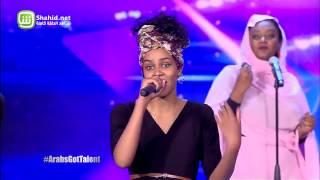 تحميل اغاني Arabs Got Talent - مرحلة تجارب الاداء - السودان - سالوت ياالبنوت MP3
