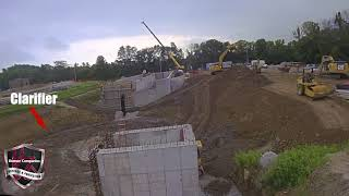 Video Compilation of Brownsburg's Waste Water Treatment Plant