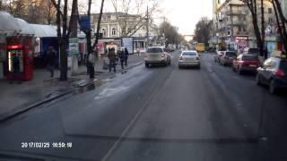 """ох****евший джип на советской """"Николаев"""""""