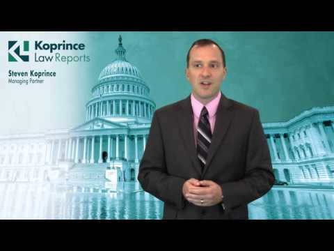 Welcome to Koprince Law Reports