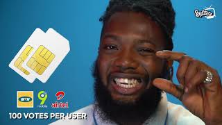 How to VOTE Laycon via SMS in BBNaija - LAYCONTENT with SULCATA TV
