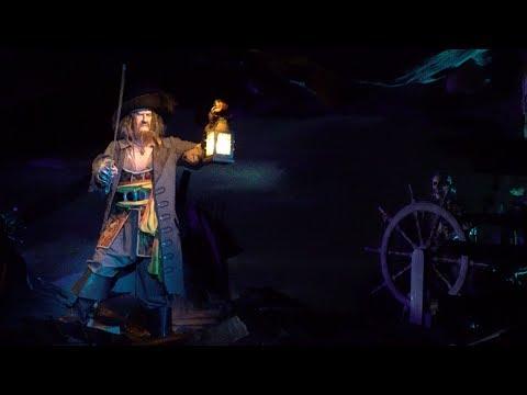 Pirates Of The Caribbean / des Caraïbes - Scène de la Prison Disneyland Paris