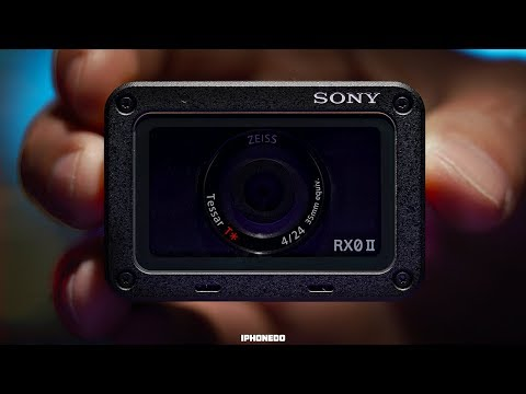External Review Video MKD03RywyHg for Sony RX0 II (DSC-RX0M2) Compact Camera