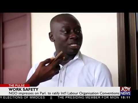 Work Safety - The Pulse on Joy News (14-5-18)