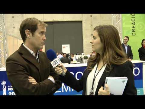 Entrevista a Rafael Garcia en el #DPECV2014